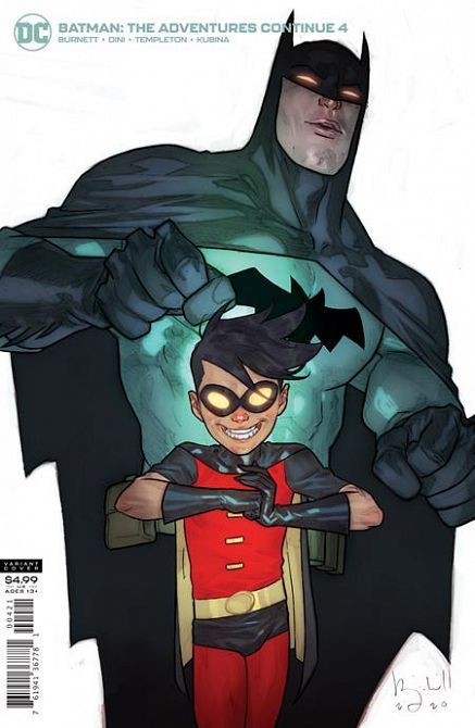 BATMAN THE ADVENTURES CONTINUE #7