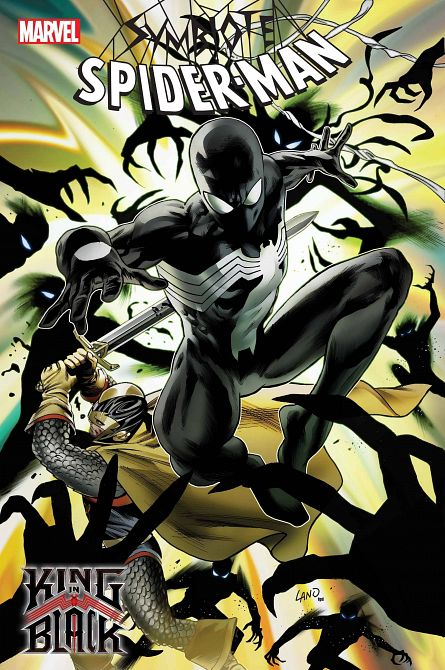 SYMBIOTE SPIDER-MAN KING IN BLACK #2