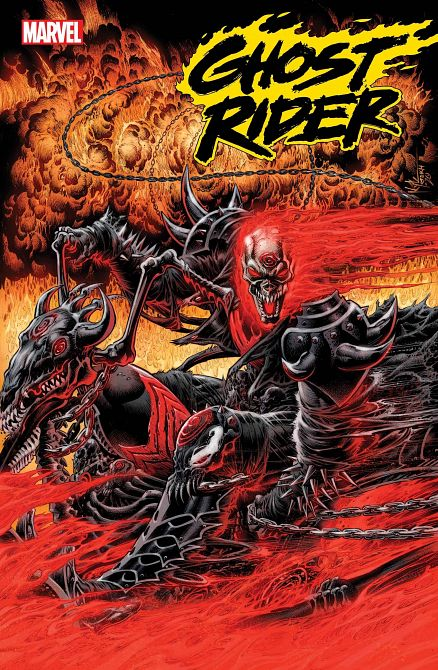 GHOST RIDER ANNUAL #1