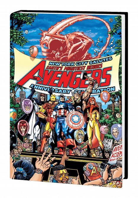 MARVEL ART OF GEORGE PEREZ HC