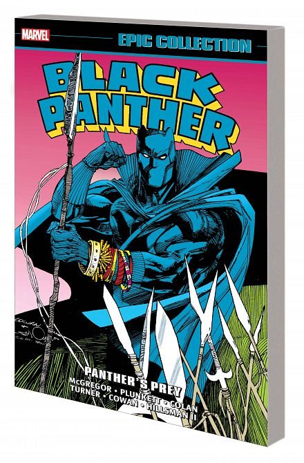 BLACK PANTHER EPIC COLLECTION TP PANTHERS PREY