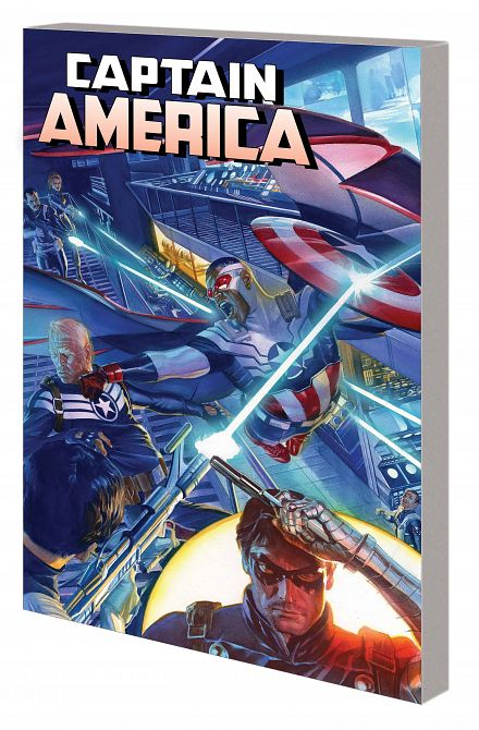 CAPTAIN AMERICA SAM WILSON COMPLETE COLLECTION TP VOL 02