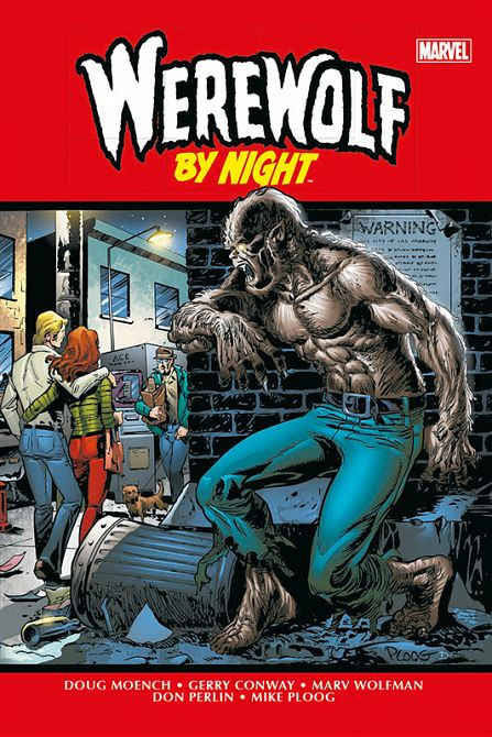 WEREWOLF BY NIGHT CLASSIC COLLECTION #03