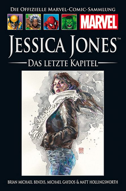 HACHETTE PANINI MARVEL COLLECTION 199: Jessica Jones: Das letzte Kapitel #199
