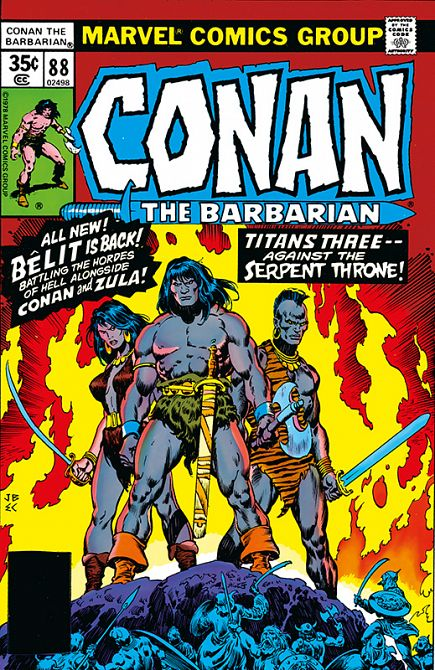 CONAN DER BARBAR CLASSIC COLLECTION #04