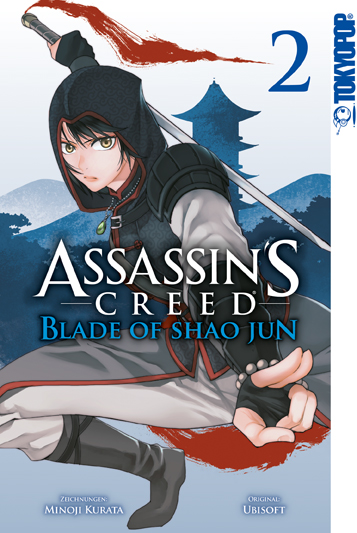 ASSASSIN'S CREED - Blade of Shao #02