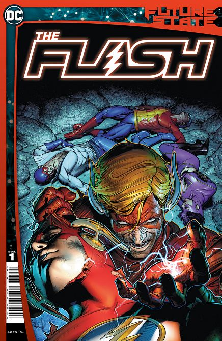 FUTURE STATE THE FLASH #1