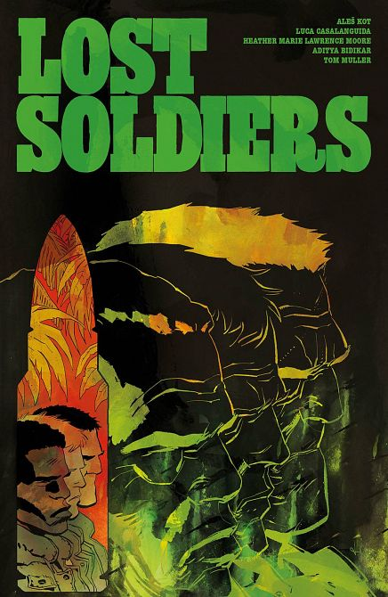 LOST SOLDIERS TP