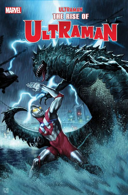 RISE OF ULTRAMAN #5