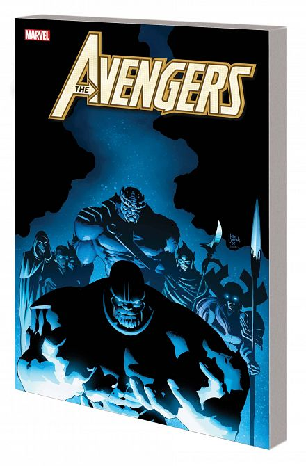 AVENGERS BY HICKMAN COMPLETE COLLECTION TP VOL 03