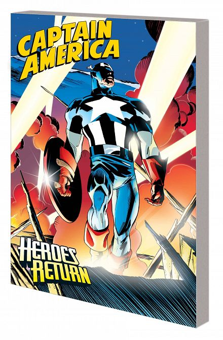 CAPTAIN AMERICA HEROES RETURN COMPLETE COLLECTION TP VOL 01