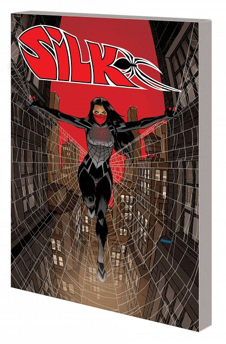 SILK OUT OF THE SPIDER-VERSE TP VOL 01