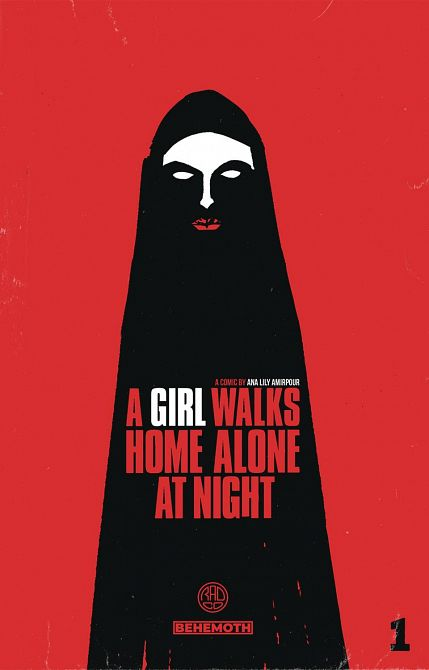 A GIRL WALKS HOME AT NIGHT TP VOL 01