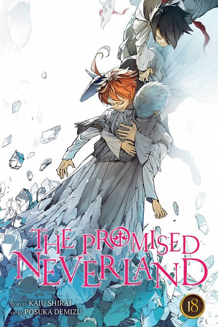 PROMISED NEVERLAND GN VOL 18
