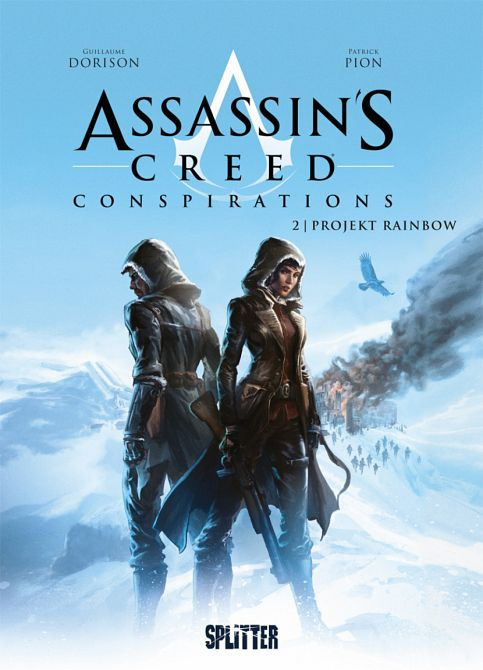 Assassin's Creed Conspirations #02