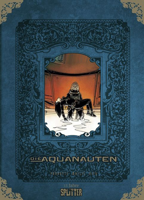 DIE AQUANAUTEN (LIMITIERTE SONDEREDITION)