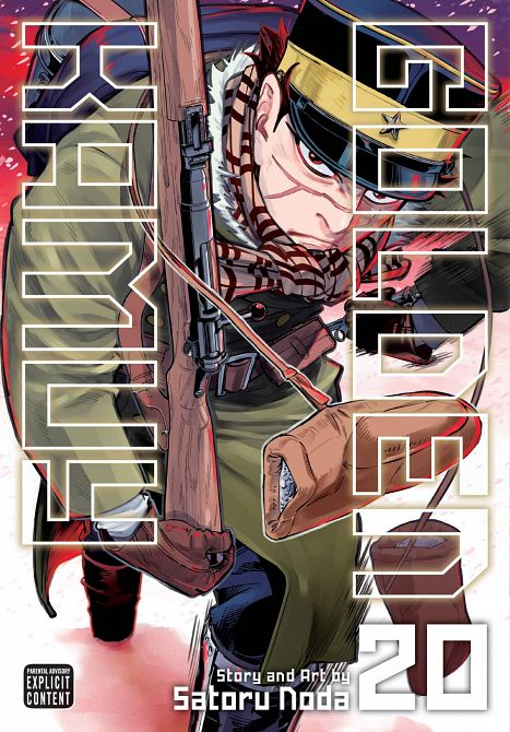 GOLDEN KAMUY GN VOL 20