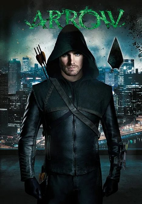ARROW (2021) SOFTCOVER