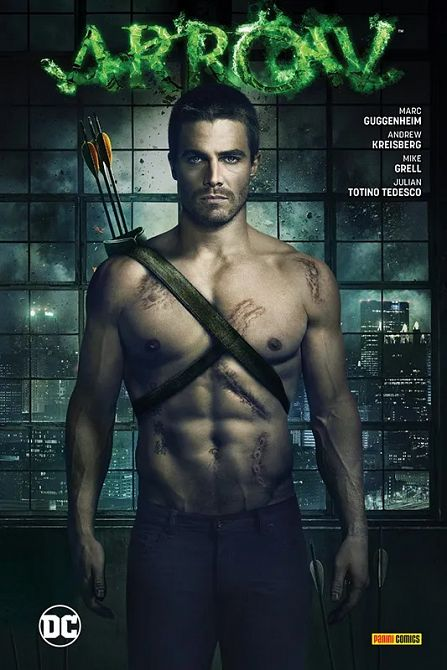 ARROW (2021) HARDCOVER