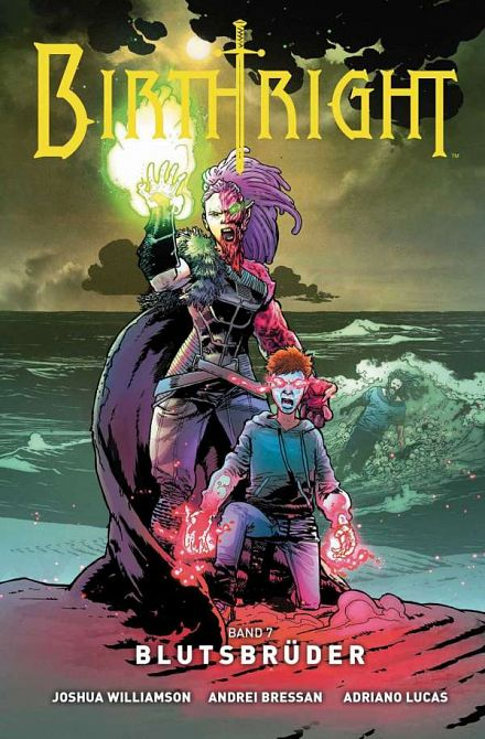 BIRTHRIGHT (ab 2015) #07