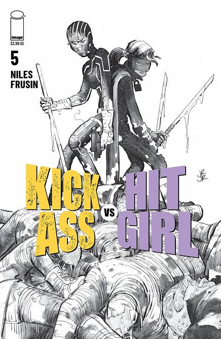 KICK-ASS VS HIT-GIRL #5