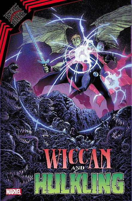 KING IN BLACK WICCAN AND HULKING #1
