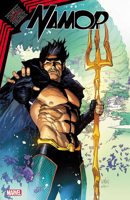 KING IN BLACK NAMOR #5