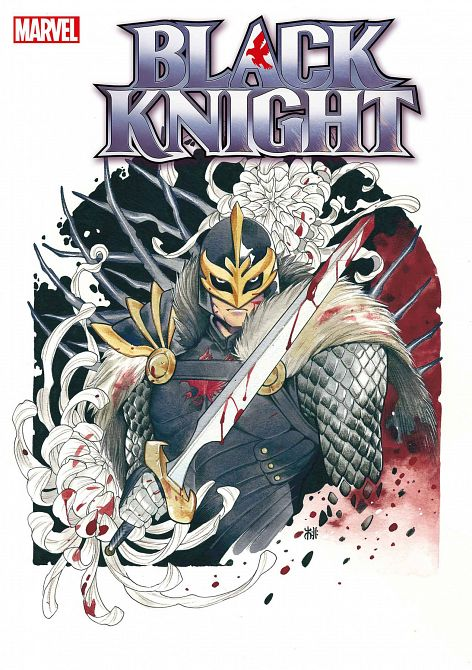 BLACK KNIGHT CURSE EBONY BLADE #1