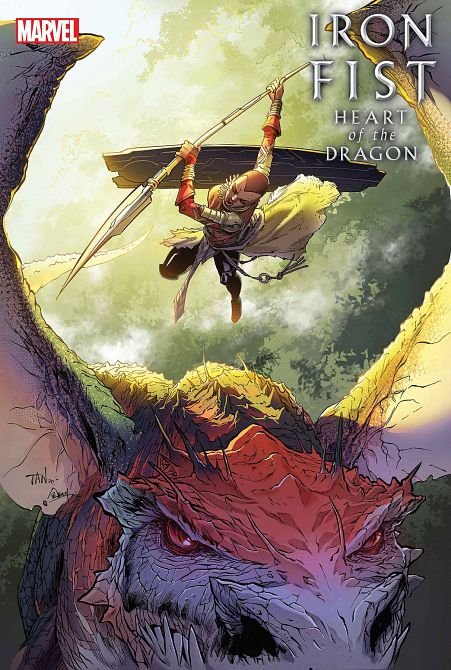 IRON FIST HEART OF DRAGON #3