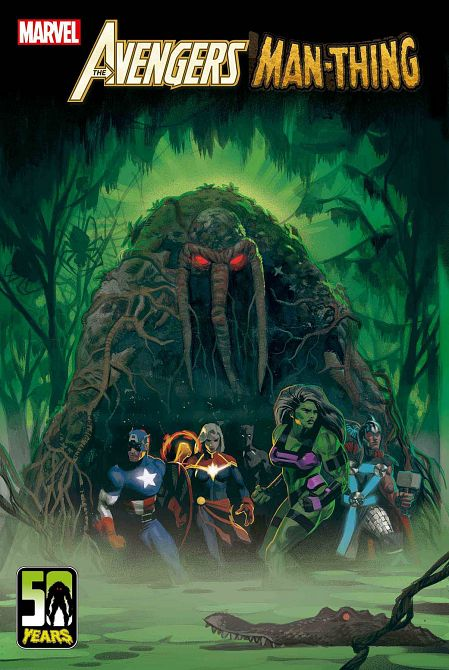 AVENGERS CURSE MAN-THING #1