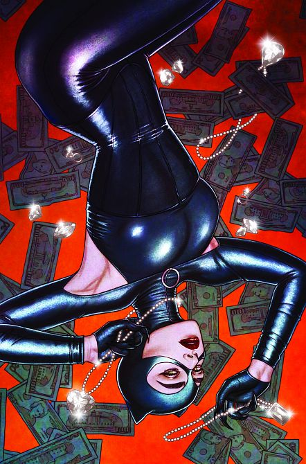 CATWOMAN #29
