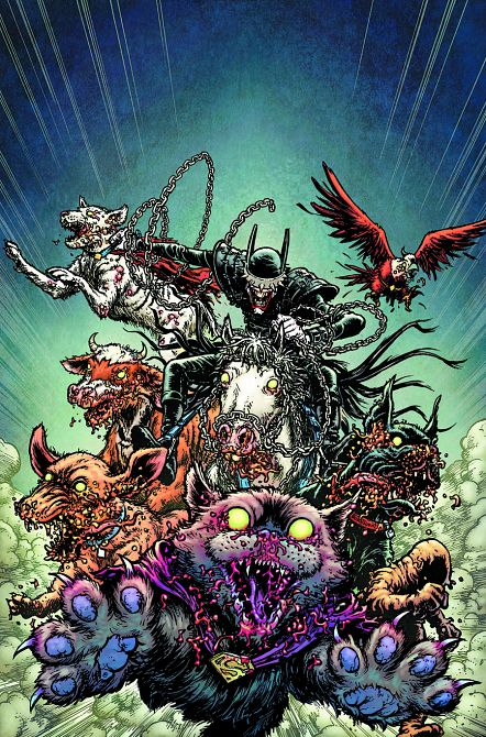 DARK NIGHTS DEATH METAL THE MULTIVERSE WHO LAUGHS TP
