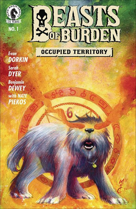 BEASTS OF BURDEN OCCUPIED TERRITORY #1
