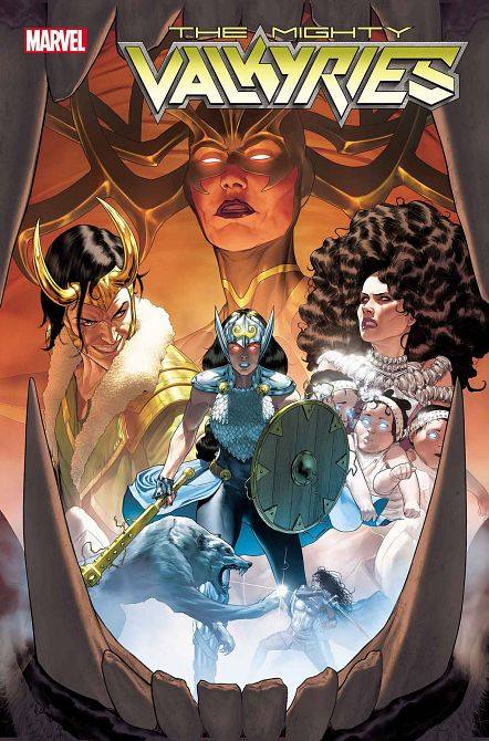 MIGHTY VALKYRIES #1