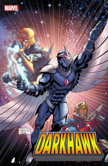 DARKHAWK HEART OF HAWK #1