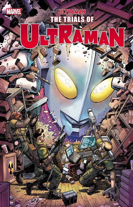 TRIALS OF ULTRAMAN #2