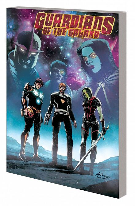 GUARDIANS OF THE GALAXY BY AL EWING TP VOL 02 HERE WE MAKE O