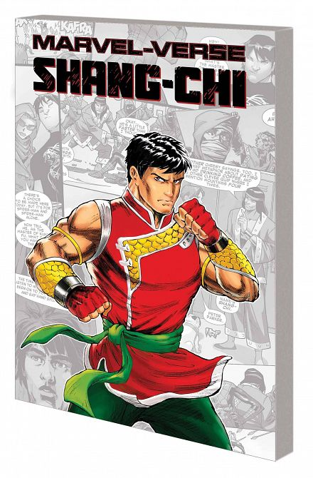 MARVEL-VERSE GN TP SHANG-CHI