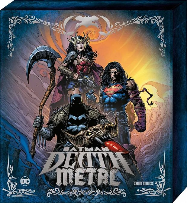 BATMAN: DEATH METAL  – PREMIUM BOX #01