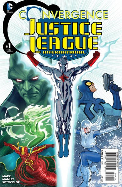 CONVERGENCE JUSTICE LEAGUE INTERNATIONAL (2015)