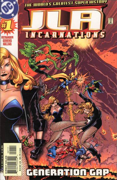 JLA: INCARNATIONS (2001)
