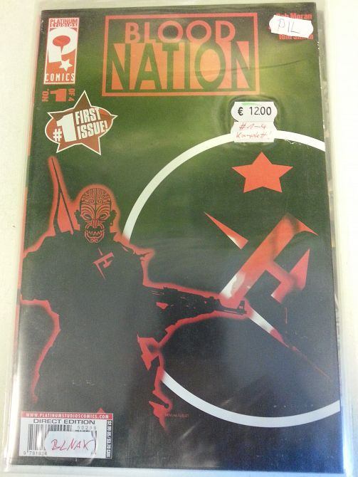 BLOOD NATION (2007)