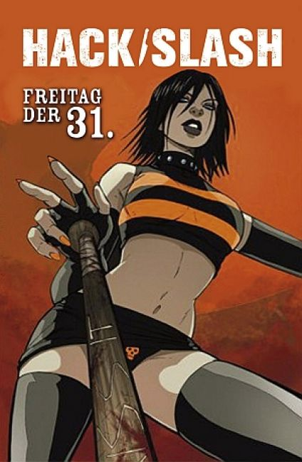 HACK/SLASH (ab 2007) #03