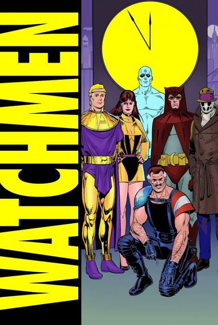 WATCHMEN – ABSOLUTE EDITION