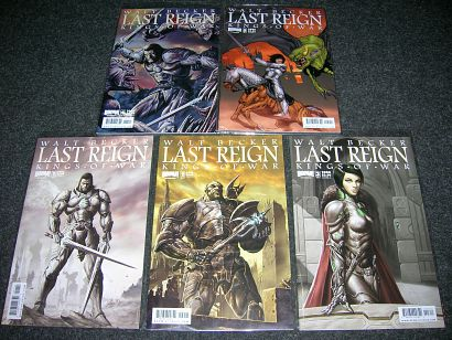 LAST REIGN KINGS OF WAR