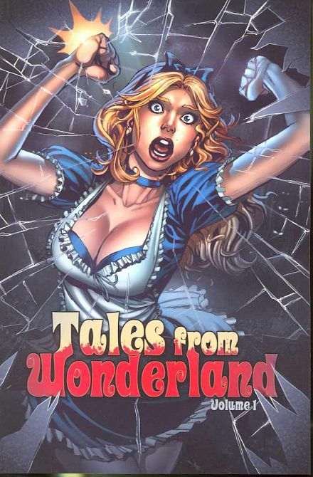 TALES FROM WONDERLAND TP VOL 01
