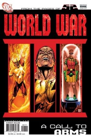 WORLD WAR III (2007) FROM THE PAGES OF 52
