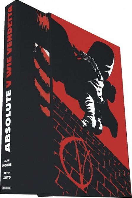 V WIE VENDETTA - ABSOLUTE EDITION (2010)