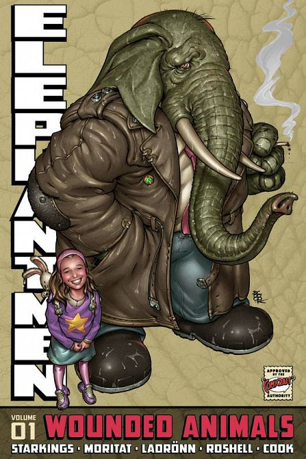 ELEPHANTMEN TP VOL 01 WOUNDED ANIMALS REVISED EDITION