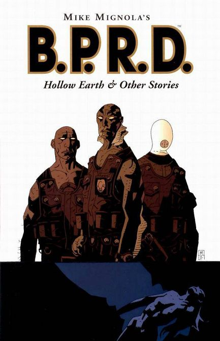 BPRD TP VOL 01 HOLLOW EARTH & OTHER STORIES